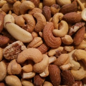 Deluxe Nuts