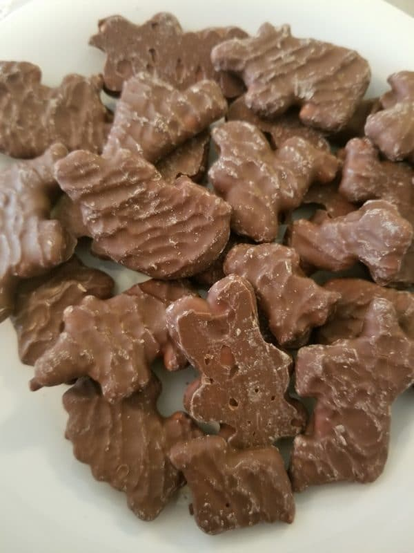 Chocolate Covered Animal Crackers