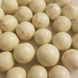 Peppermint Malted Milk Balls