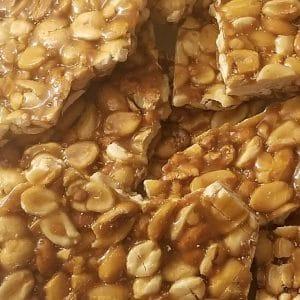 Buck's Peanut Crunch
