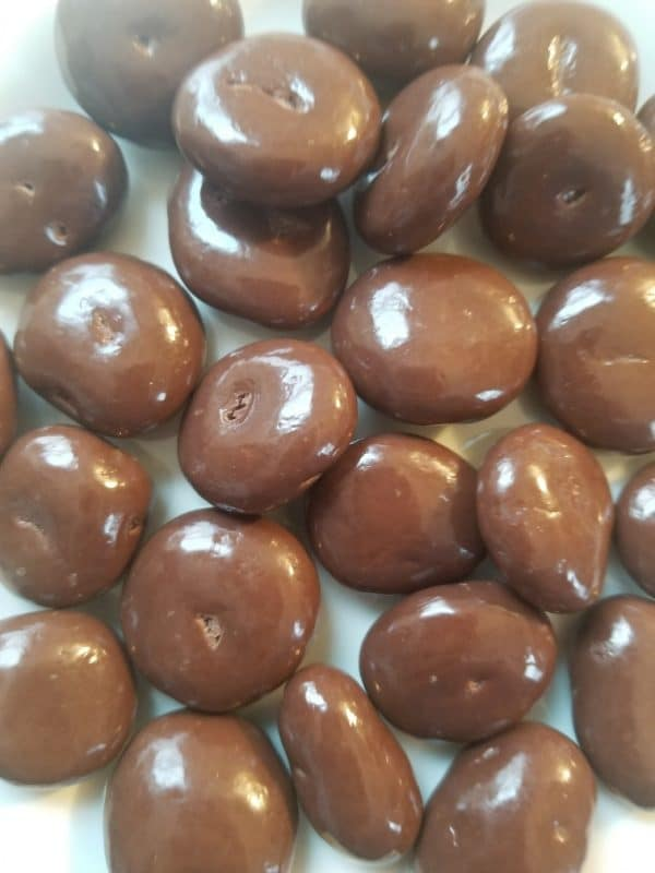 Milk Chocolate Cherries