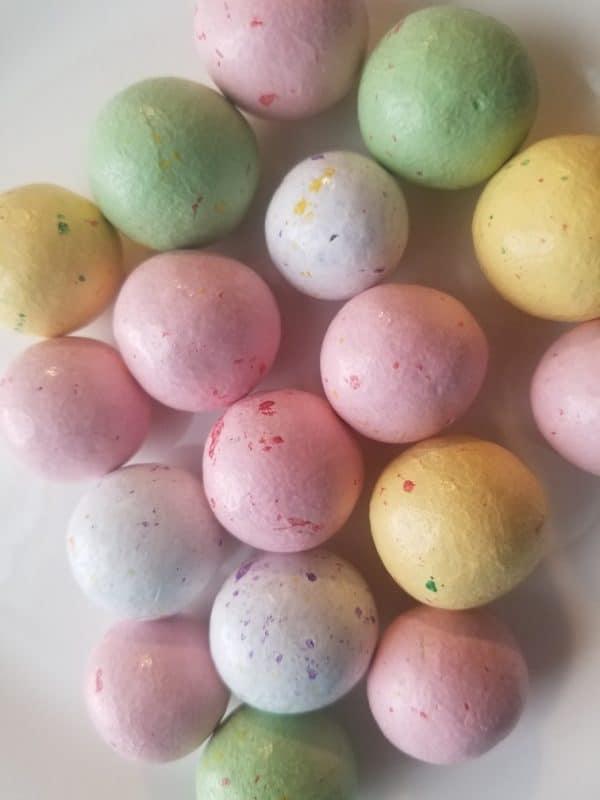 Speckled Robin Malted Milk Balls