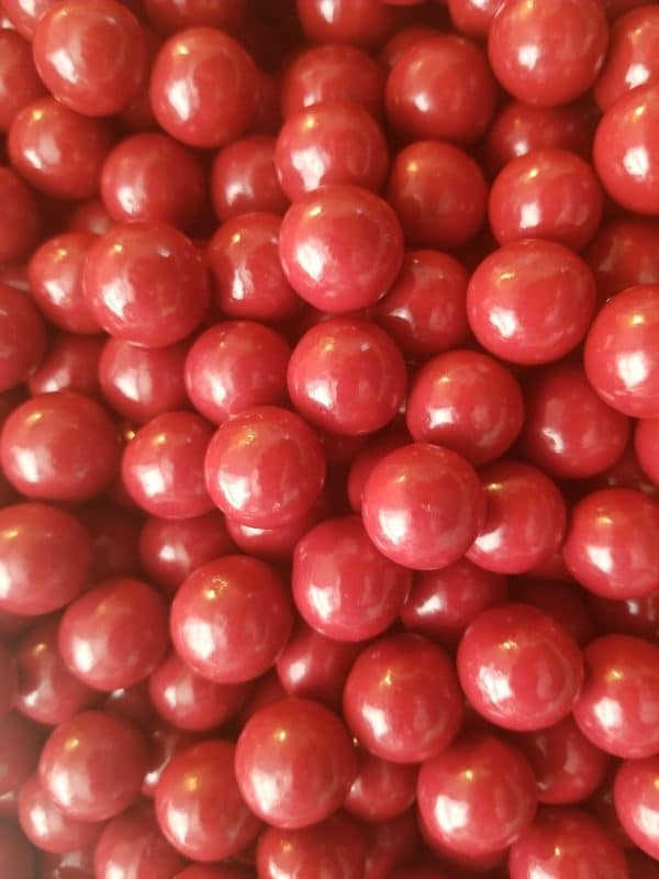 Red Apple Caramels